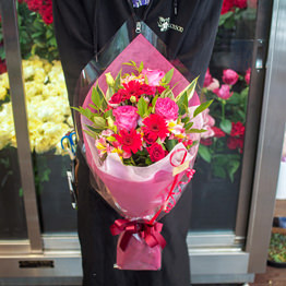 季節の花束(小)ワンサイド